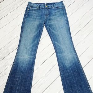 7 For All Mankind Jeans - 7 For All Mankind | A Pocket Flare/Bootcut Jeans